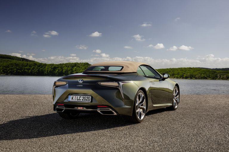2021 Lexus LC 500 convertible 599639