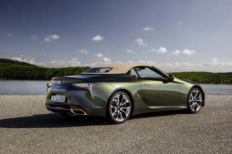 2021 Lexus LC 500 convertible 599643