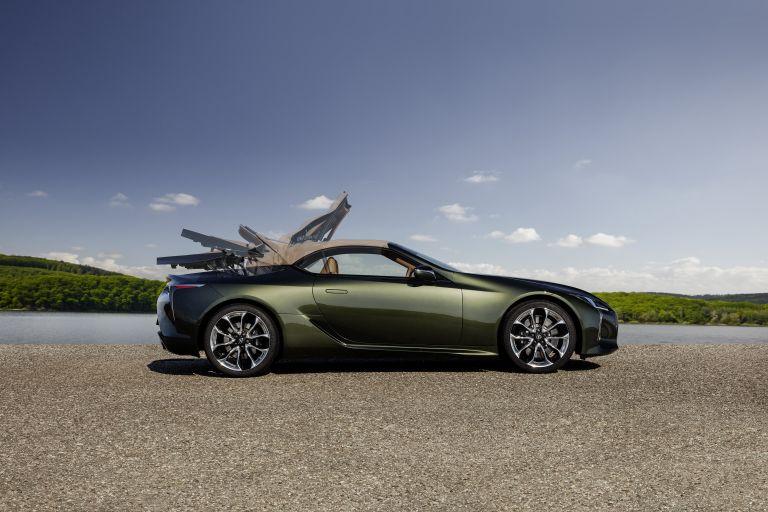 2021 Lexus LC 500 convertible 599644