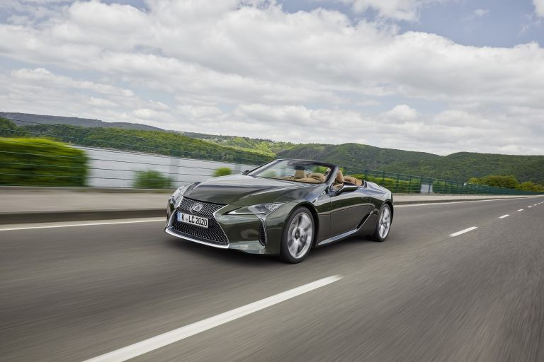 2021 Lexus LC 500 convertible 599667