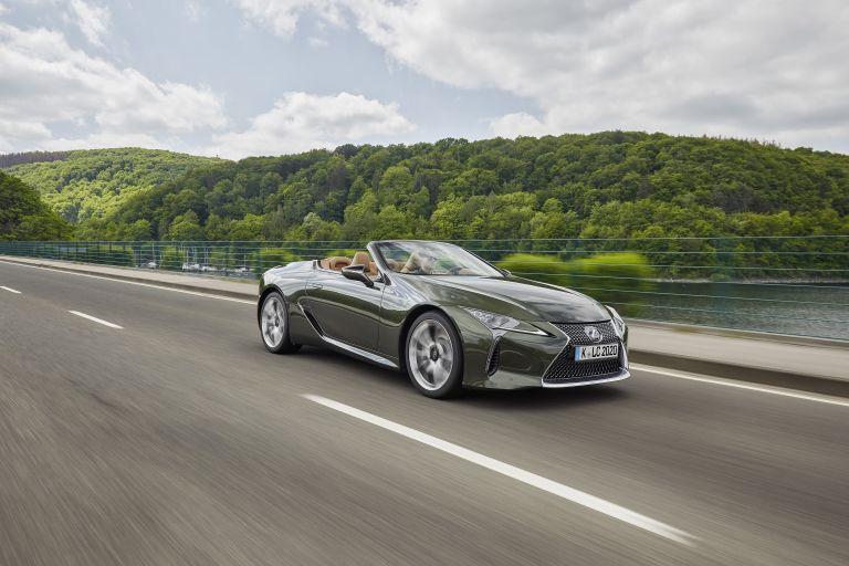 2021 Lexus LC 500 convertible 599668