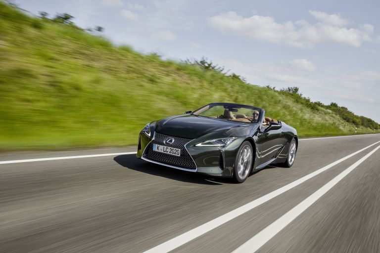 2021 Lexus LC 500 convertible 599677