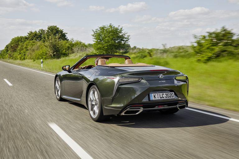 2021 Lexus LC 500 convertible 599678