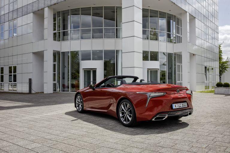 2021 Lexus LC 500 convertible 599682