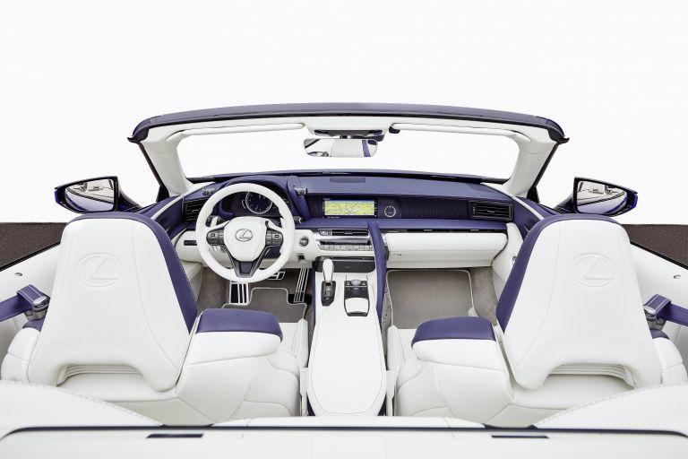 2021 Lexus LC 500 convertible 599692