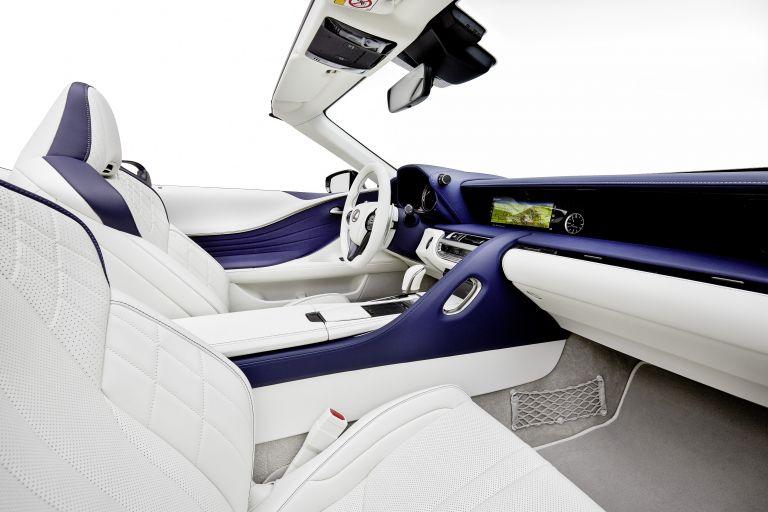 2021 Lexus LC 500 convertible 599700