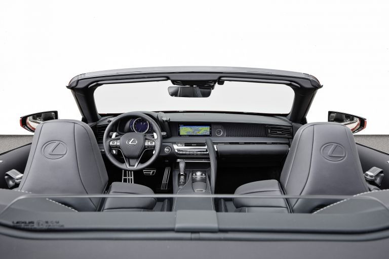 2021 Lexus LC 500 convertible 599711
