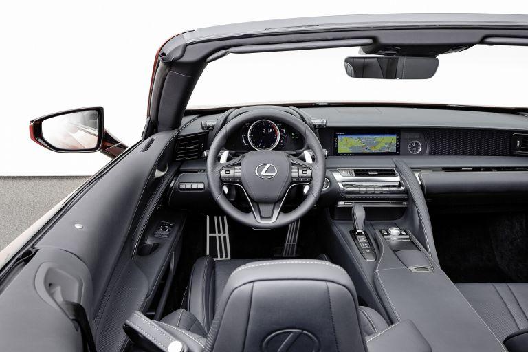2021 Lexus LC 500 convertible 599712