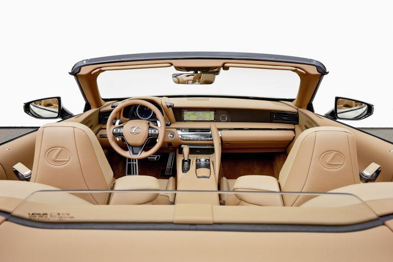 2021 Lexus LC 500 convertible 599713
