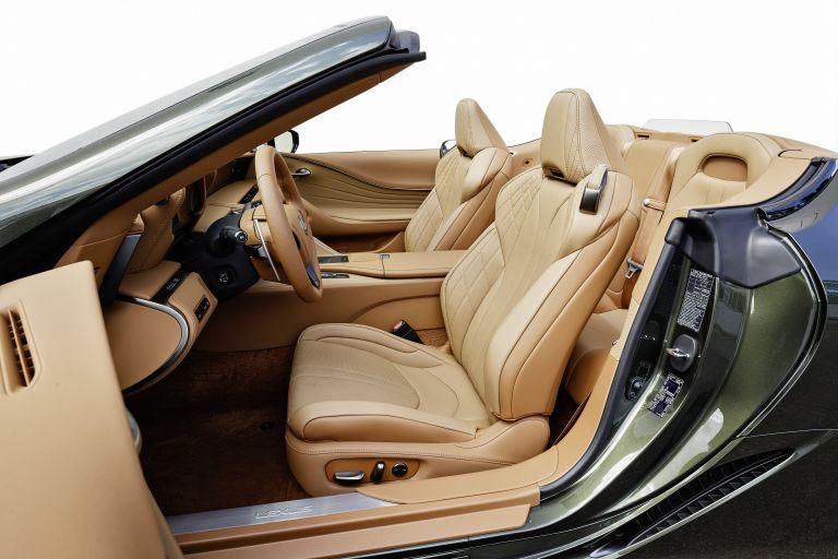 2021 Lexus LC 500 convertible 599723