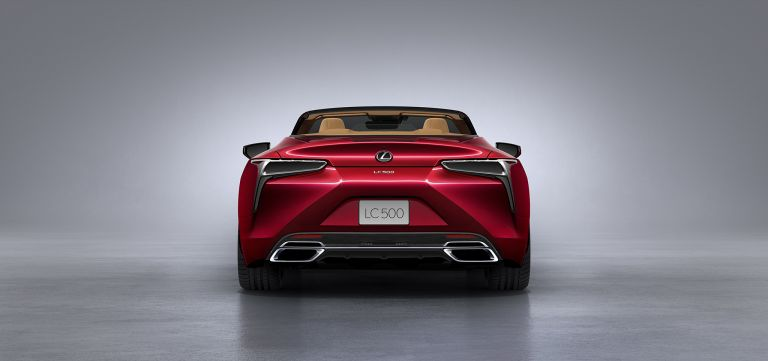 2021 Lexus LC 500 convertible 599728
