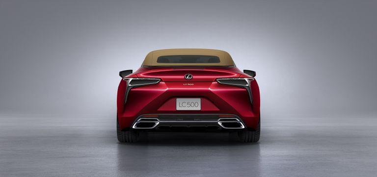 2021 Lexus LC 500 convertible 599731