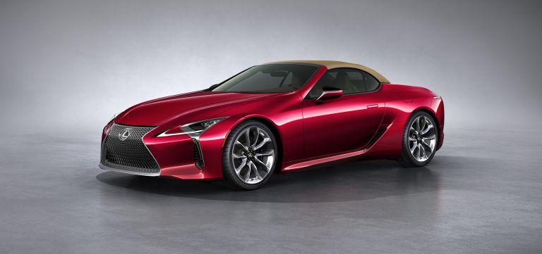 2021 Lexus LC 500 convertible 599733