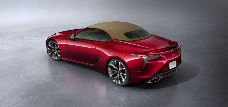 2021 Lexus LC 500 convertible 599735