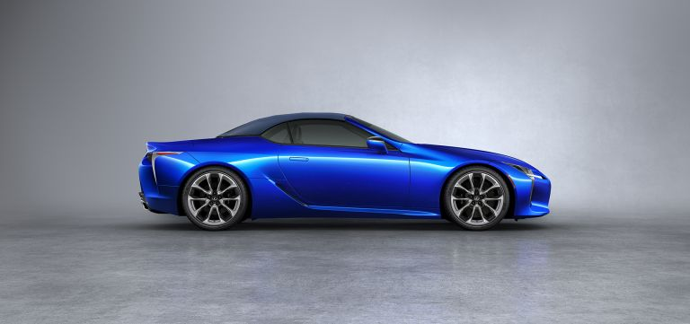 2021 Lexus LC 500 convertible 599737