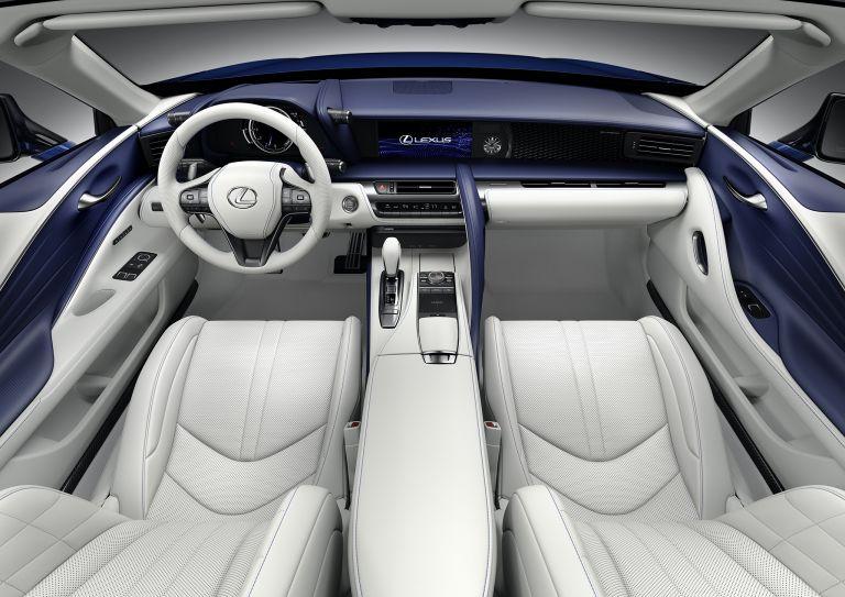 2021 Lexus LC 500 convertible 599749