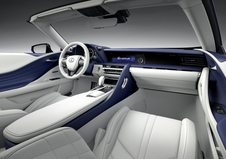 2021 Lexus LC 500 convertible 599750