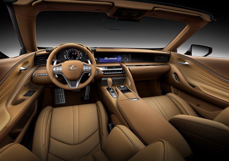 2021 Lexus LC 500 convertible 599755