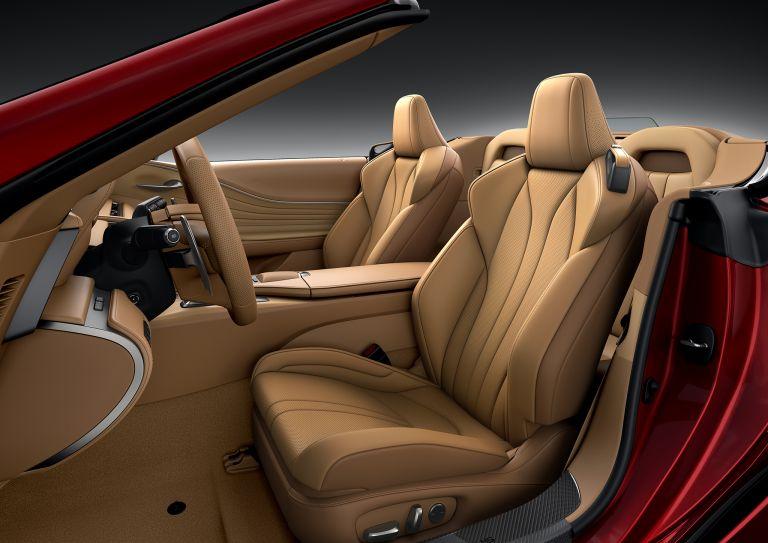 2021 Lexus LC 500 convertible 599759