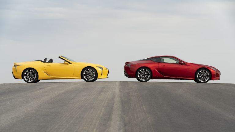 2021 Lexus LC 500 convertible 600791