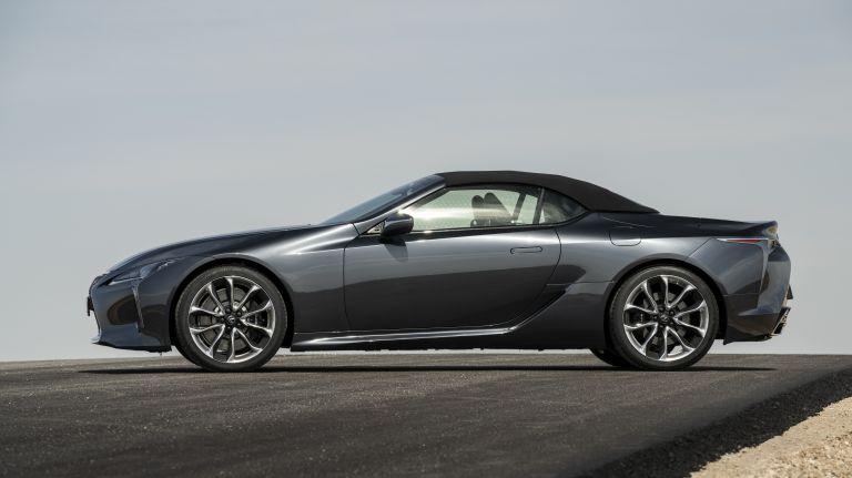 2021 Lexus LC 500 convertible 600801