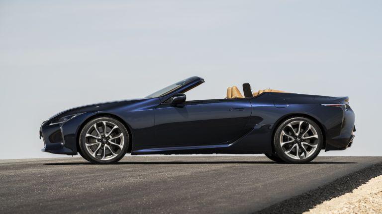 2021 Lexus LC 500 convertible 600806