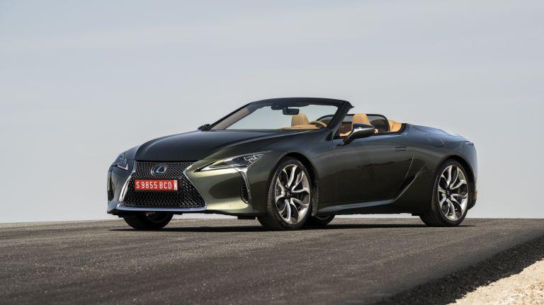 2021 Lexus LC 500 convertible 600813