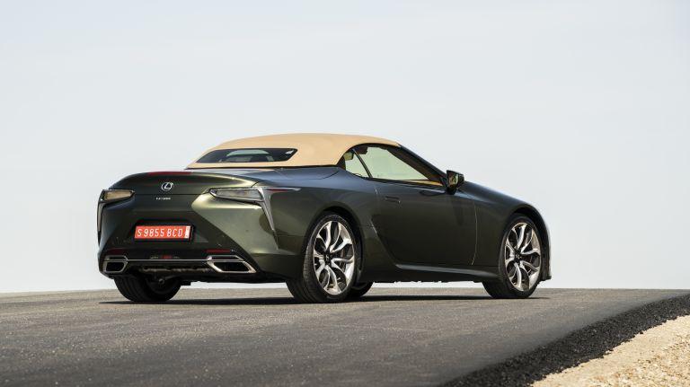 2021 Lexus LC 500 convertible 600818