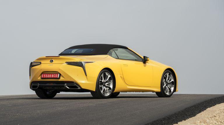 2021 Lexus LC 500 convertible 600823