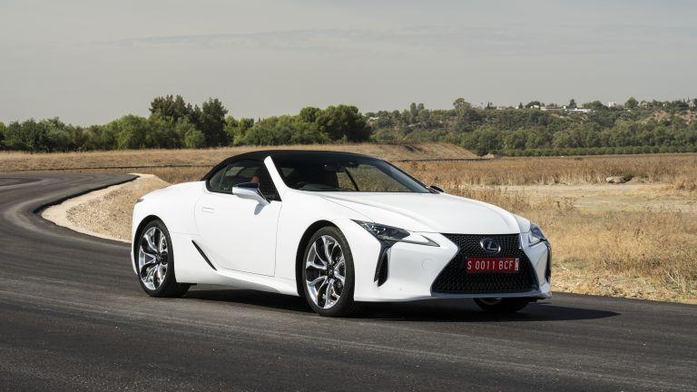 2021 Lexus LC 500 convertible 600825