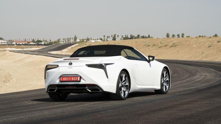 2021 Lexus LC 500 convertible 600827