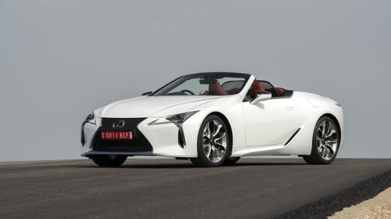 2021 Lexus LC 500 convertible 600828