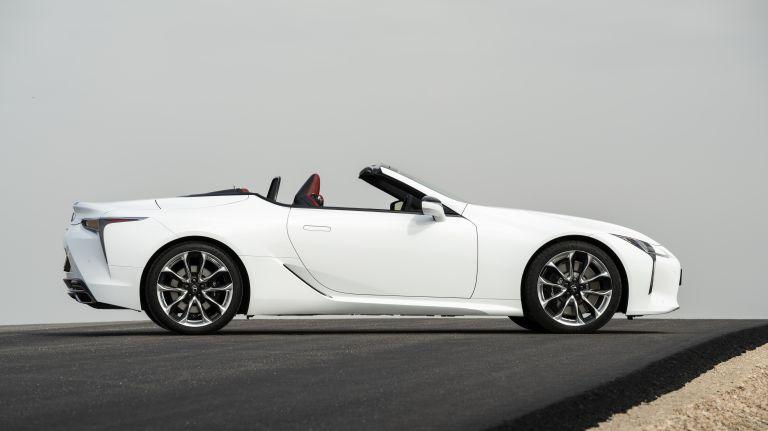 2021 Lexus LC 500 convertible 600830