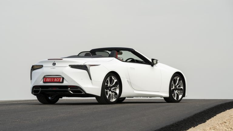 2021 Lexus LC 500 convertible 600832