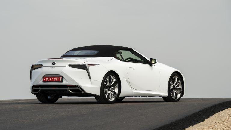 2021 Lexus LC 500 convertible 600833