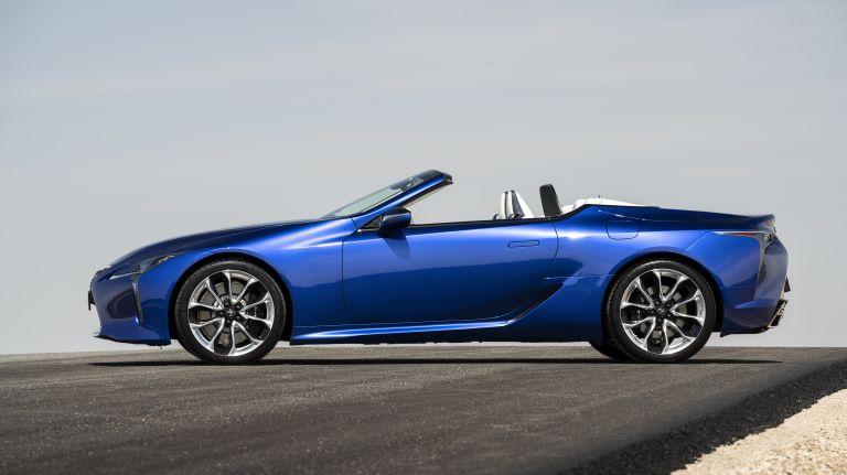 2021 Lexus LC 500 convertible 600835