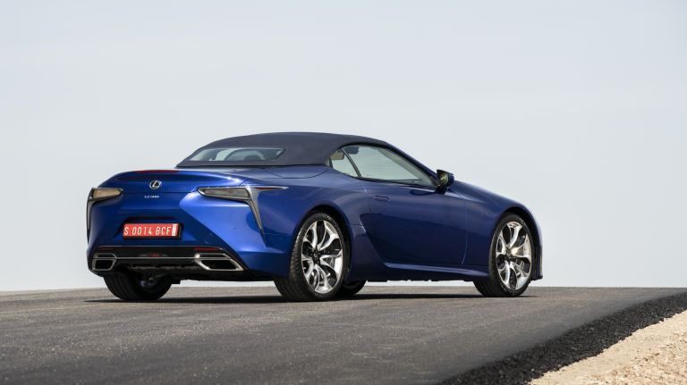 2021 Lexus LC 500 convertible 600838