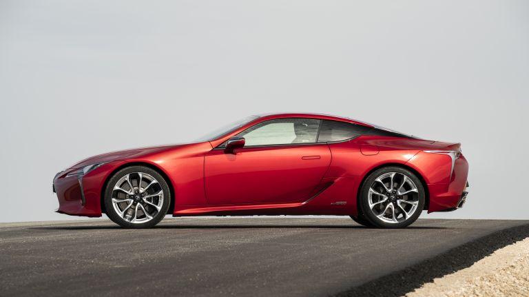 2021 Lexus LC 500 convertible 600843