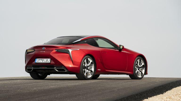 2021 Lexus LC 500 convertible 600844