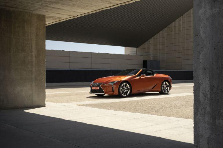 2021 Lexus LC 500 convertible 600849