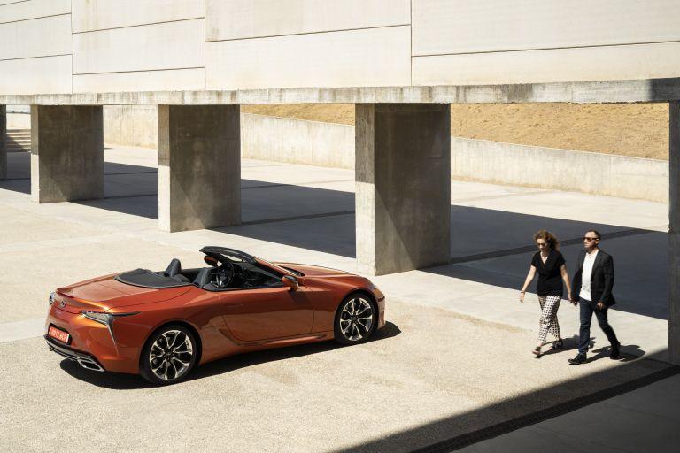 2021 Lexus LC 500 convertible 600857