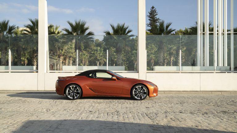 2021 Lexus LC 500 convertible 600860