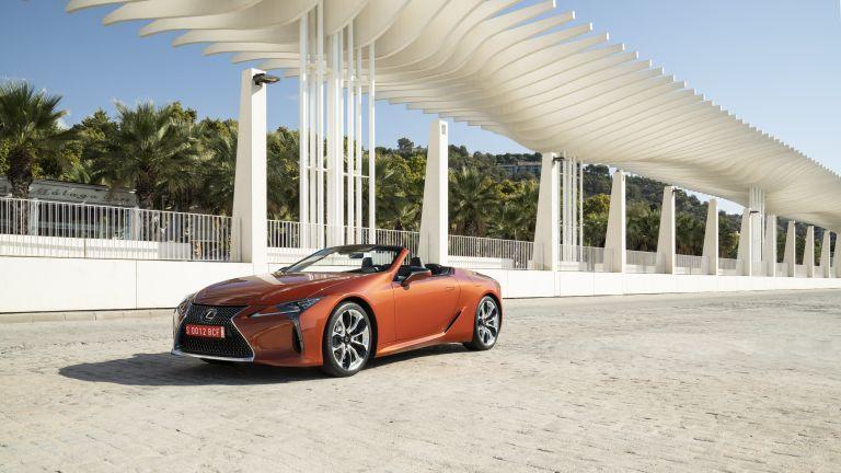 2021 Lexus LC 500 convertible 600870