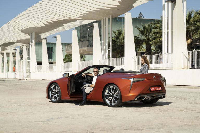 2021 Lexus LC 500 convertible 600874