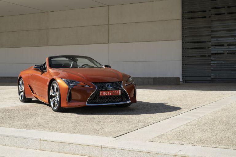 2021 Lexus LC 500 convertible 600878