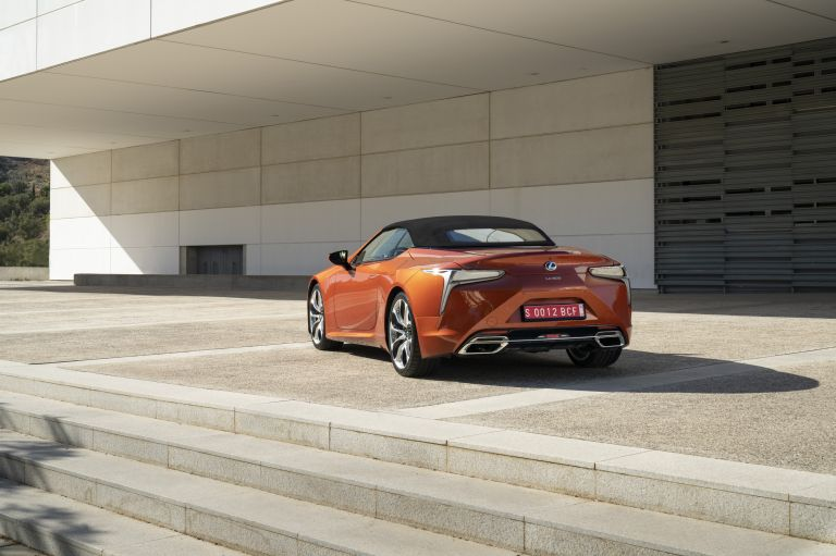 2021 Lexus LC 500 convertible 600880