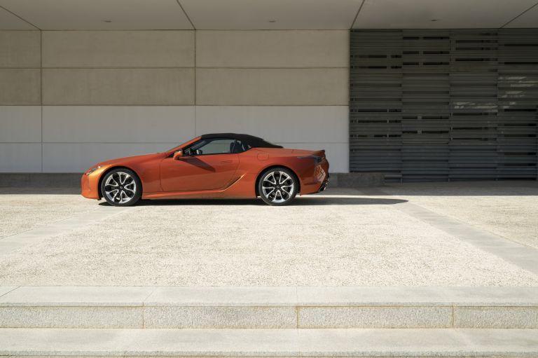 2021 Lexus LC 500 convertible 600883