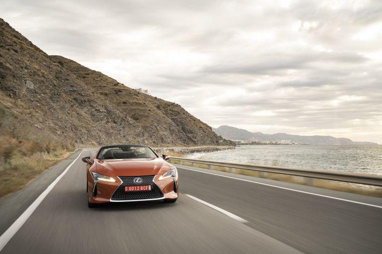 2021 Lexus LC 500 convertible 600887