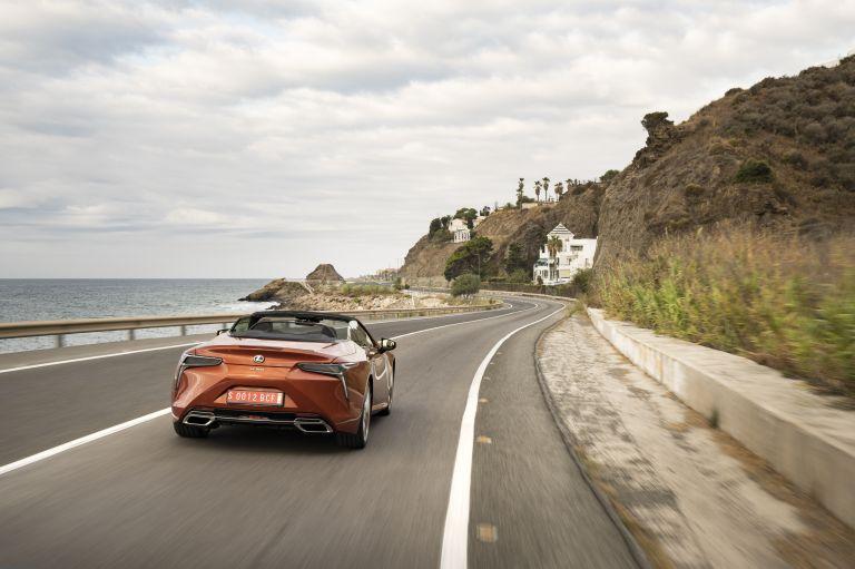 2021 Lexus LC 500 convertible 600888