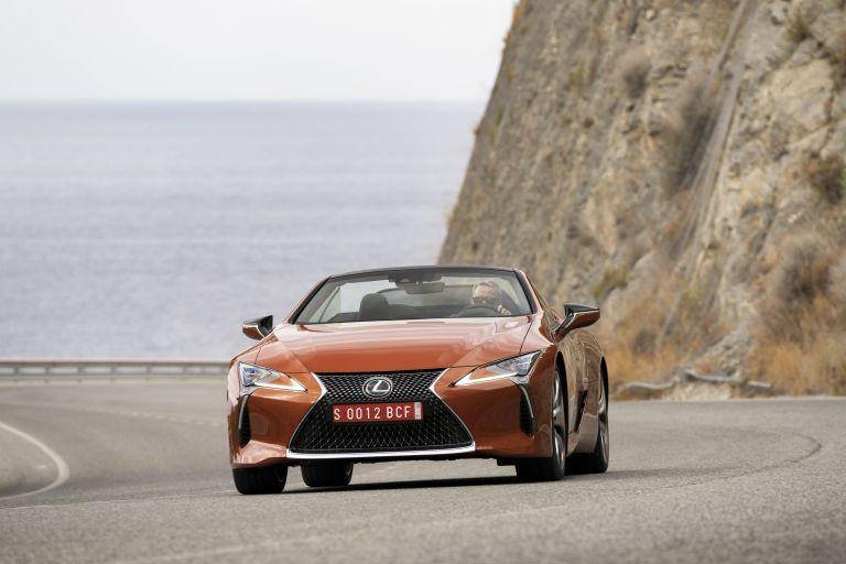 2021 Lexus LC 500 convertible 600890
